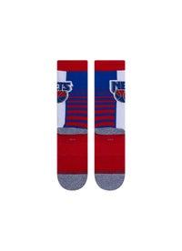 Stance NBA Nets Gradient Socks - 1 Pack