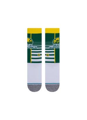 Stance NBA Supersonics Gradient Socks - 1 Pack