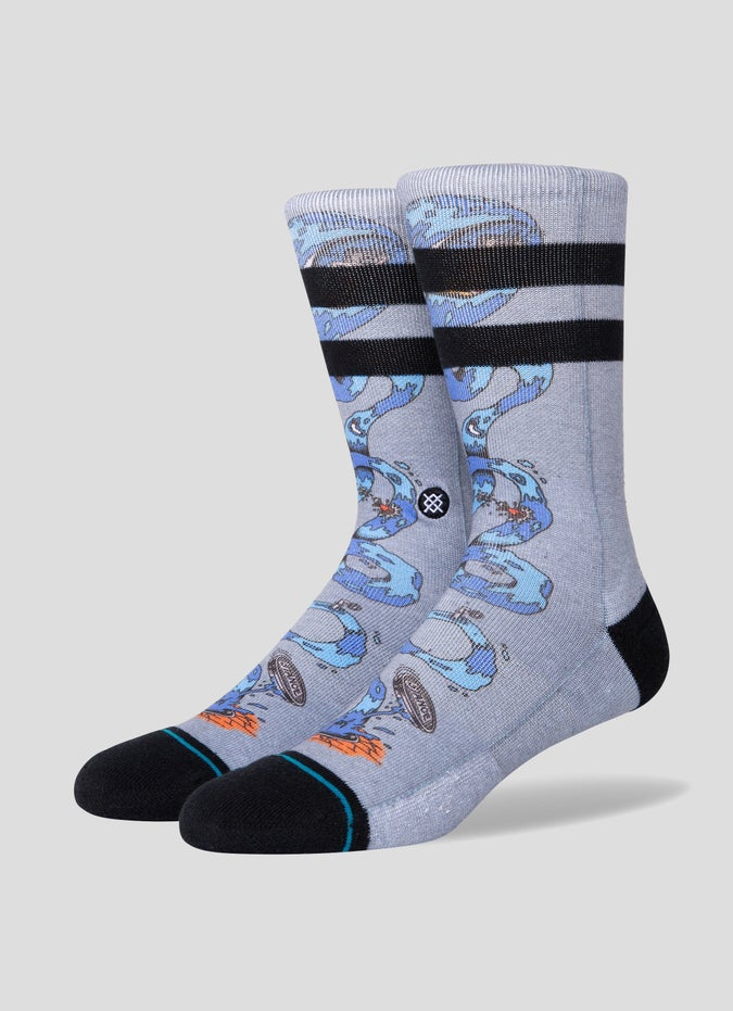 Stance Party Wave Socks - 1 Pack