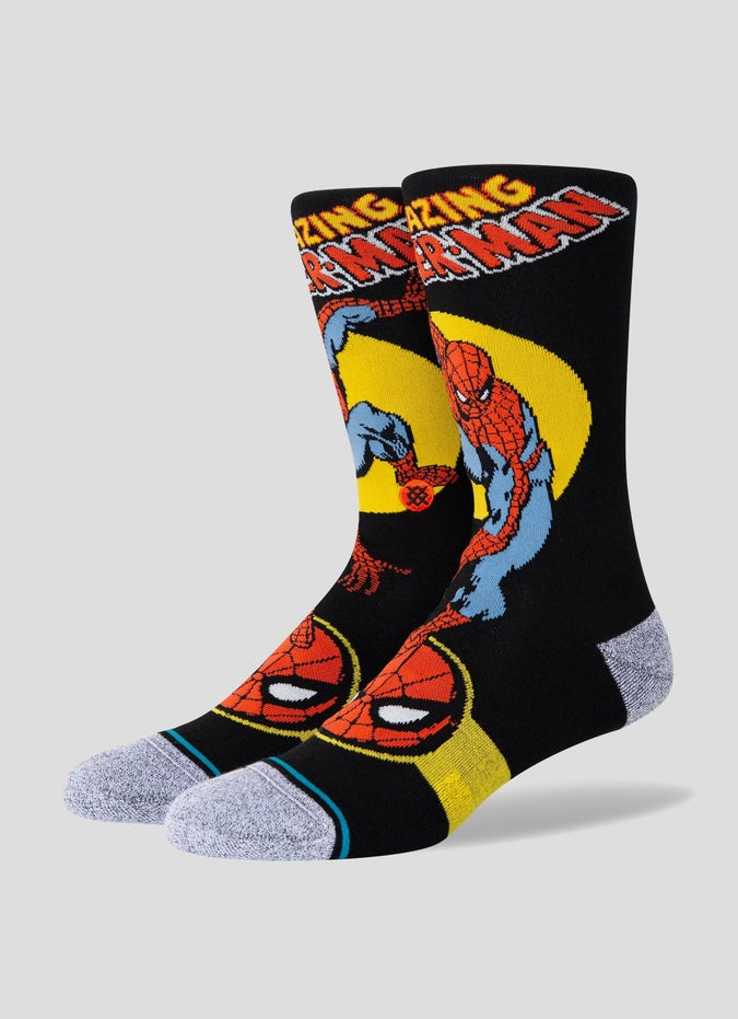 Stance Spider Man Marquee Socks - 1 Pack