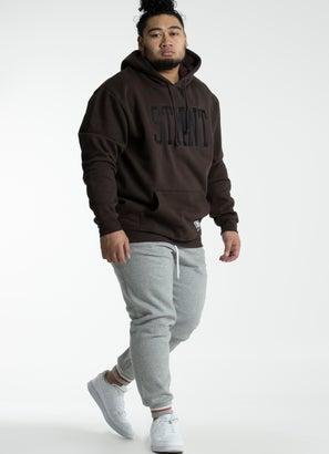STMNT Branded Hoodie - Big & Tall