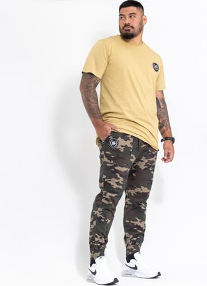 STMNT Camo Jogger - Big & Tall