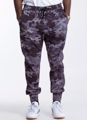STMNT Camo Jogger Pants