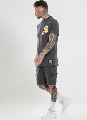 STMNT Chilled Knit Cargo Shorts