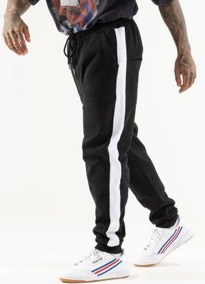 STMNT Side Panel Trackpants - Big & Tall