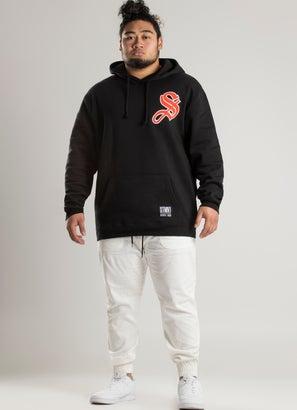 STMNT Stitched Up Hoodie - Big & Tall