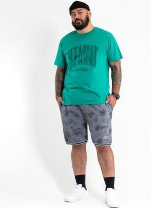 STMNT Tie Dye Shorts - Big & Tall