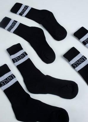STMNT Trackside Athletic Sock 3 Pack