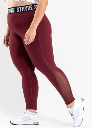 Stryde Icon Legging - Plus & Curve