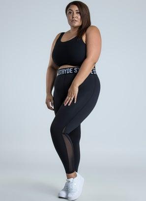 Stryde Icon Leggings - Plus & Curve