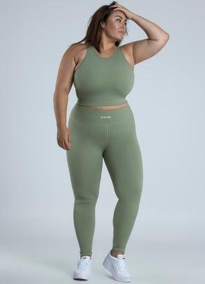 Stryde Mint Sports Bra - Plus & Curve