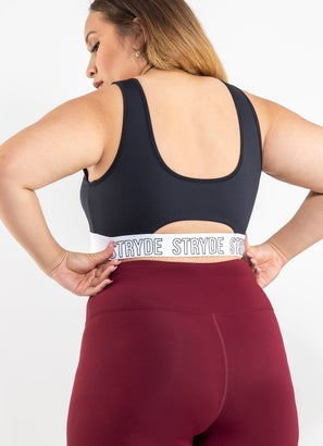 Stryde Power Sports Bra - Plus & Curve