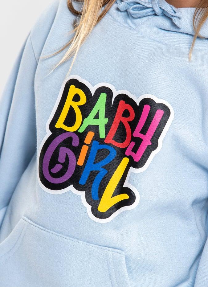 """Sugar Girls """"Baby Girl"""" Hoodie - Kids"""