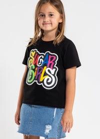 Sugar Girls Bold Tee - Kids