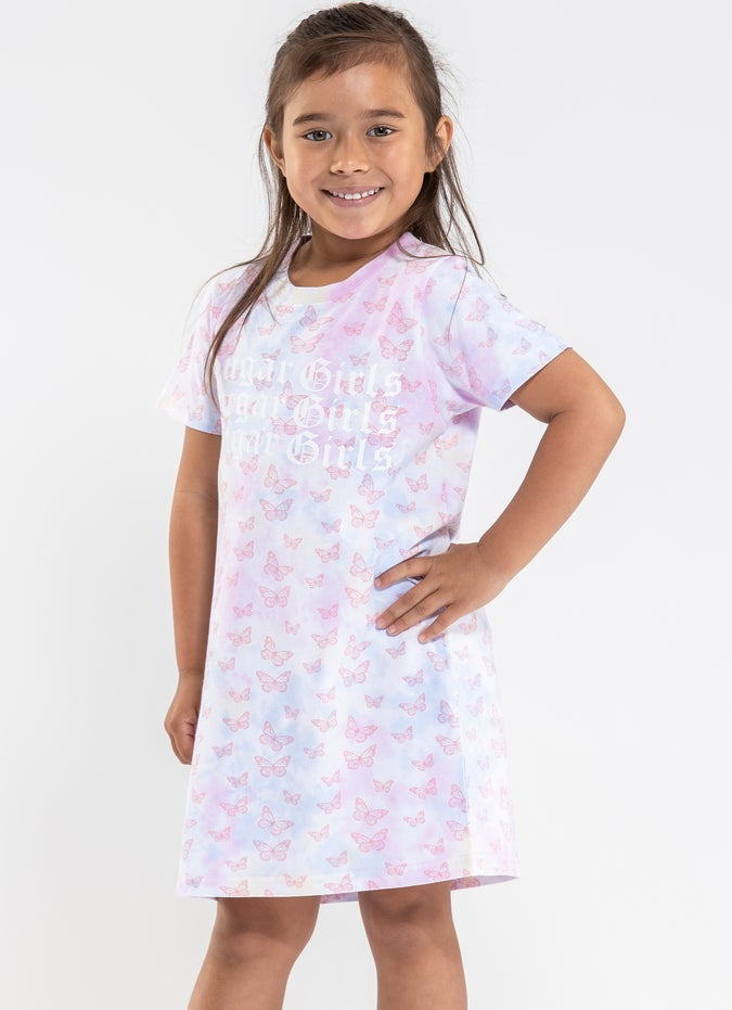 Sugar Girls Butterfly Dress - Kids