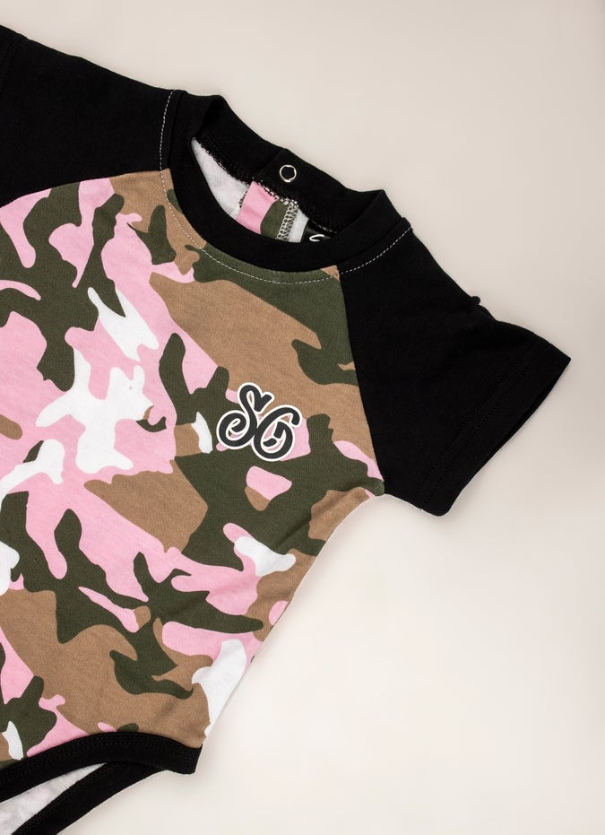 Sugar Girls Camo 3pc Box Set - Infant