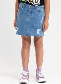 Sugar Girls Denim Mini Skirt - Kids
