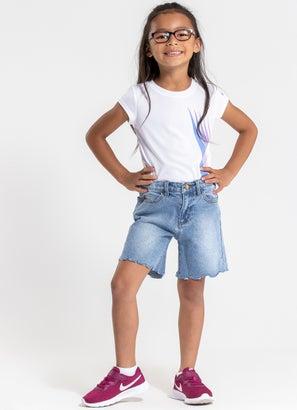 Sugar Girls Denim Shorts