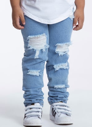 Sugar Girls Ripped Jeans