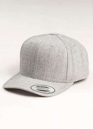 Team Sports Flexfit Woolblend Snapback Cap