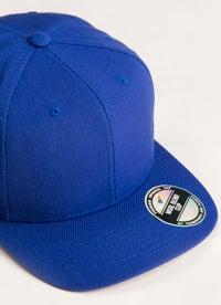 Teamsports Wool Blend Snapback Cap