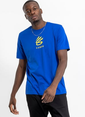 Under Armour Curry Underated Splash Tee