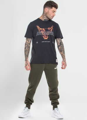 Under Armour Project Rock Fire T-Shirt