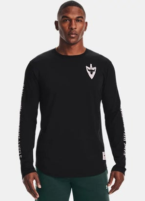 Under Armour Project Rock Same Game Long Sleeve T-Shirt