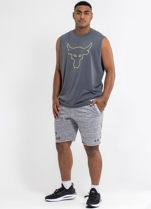 """Under Armour Project Rock """"Show Your Work"""" Muscle Tank"""