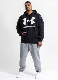 Under Armour Rival Fleece Logo Hoodie - Big & Tall