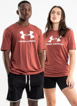 Under Armour Sportstyle Logo Tee - Unisex