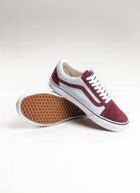 Vans Old Skool 2-Tone Suede Shoe - Unisex