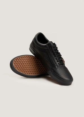 Vans Old Skool Leather Shoe - Unisex