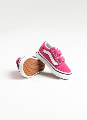 Vans Old Skool V Shoe - Toddlers