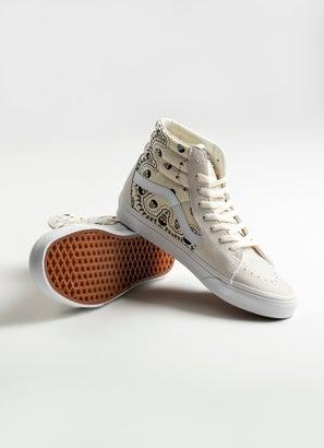 Vans Sk8-Hi Bandana Shoe