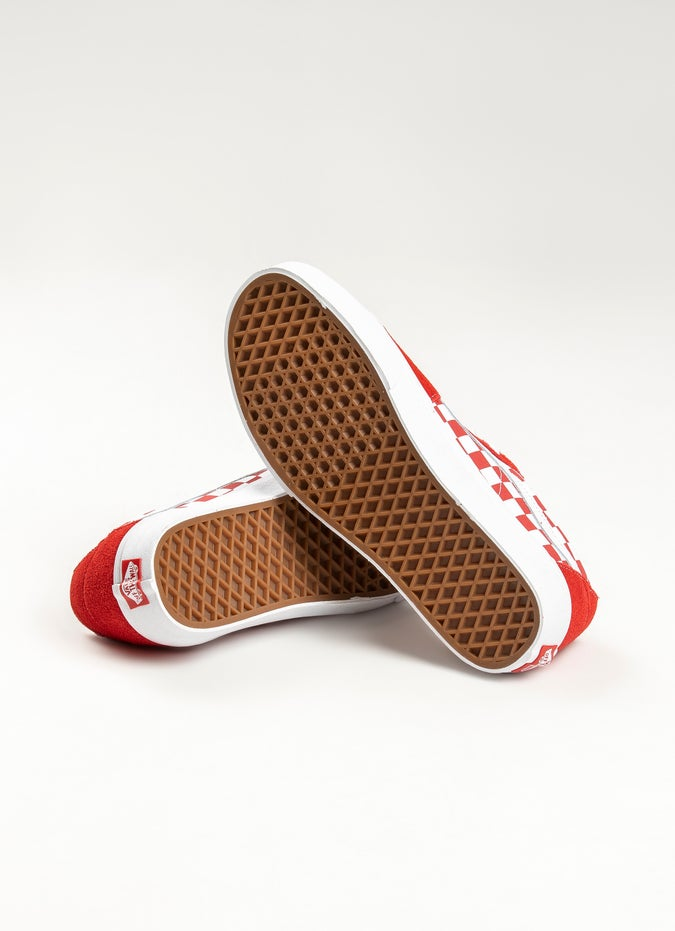 Vans Sk8-Low Checkerboard Shoe
