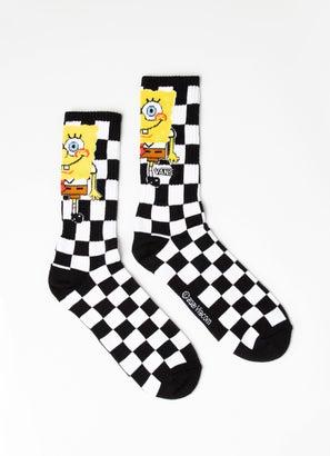 Vans X Spongebob Crew Sock (9.5-13)