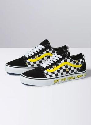 Vans X Spongebob Old Skool Shoe