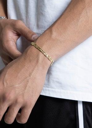 Vendetta Flat Anchor Bracelet 22cm