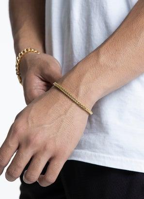 Vendetta Wheat Bracelet 25cm