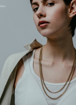 Vitaly Kabel Dual Necklace