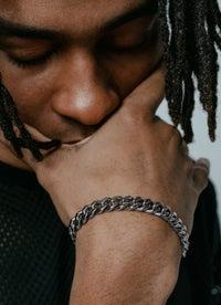 Vitaly Kickback Stainless Steel Bracelet