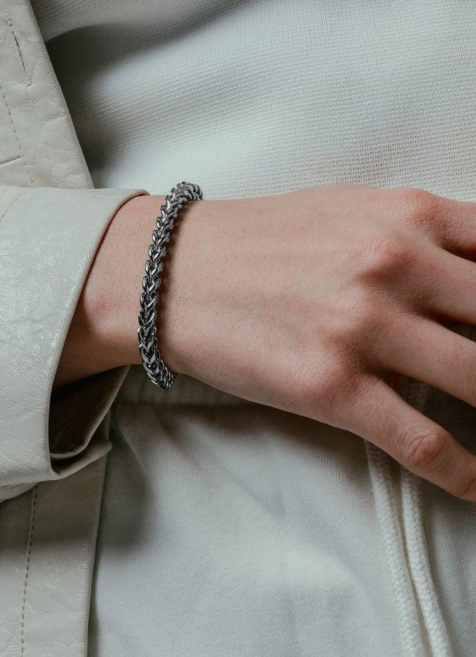 Vitaly Kusari Stainless Steel Bracelet