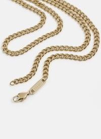 Vitaly Miami Chain Gold Necklace