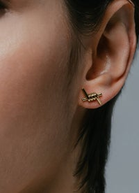 Vitaly Thorn Earrings