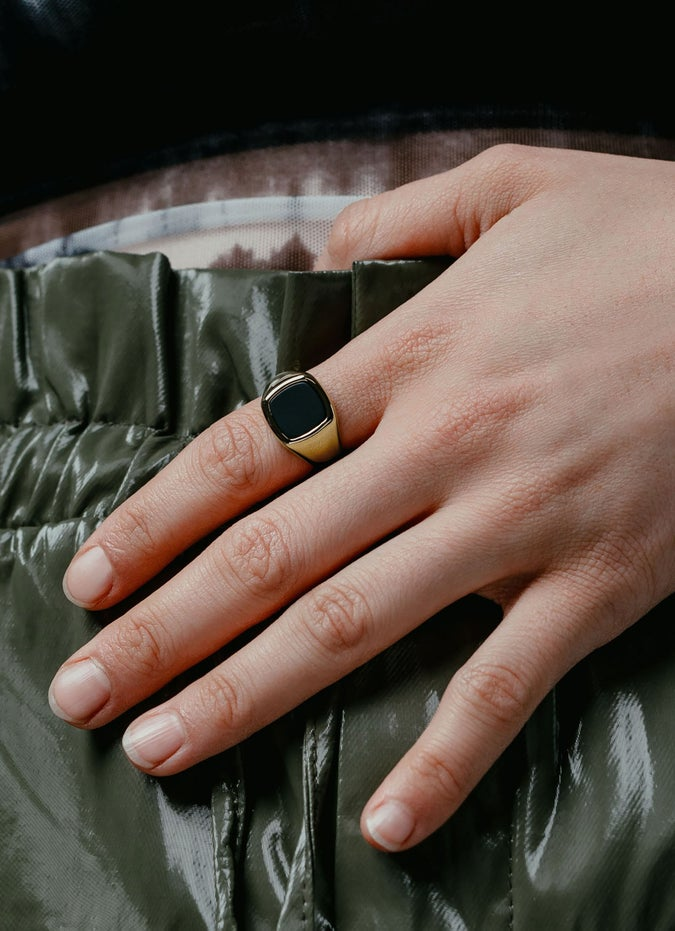 Vitaly Vaurus Gold Ring