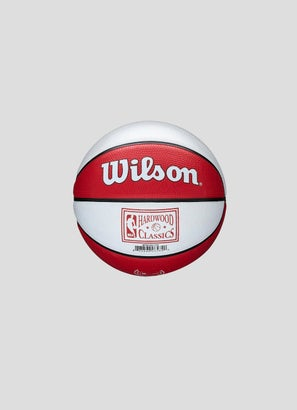 Wilson NBA Chiacgo Bulls Team Retro Mini Basketball