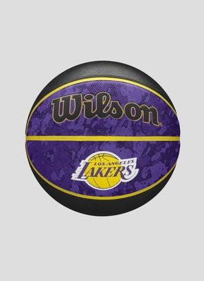 Wilson NBA Los Angeles Lakers Team Tiedye Basketball